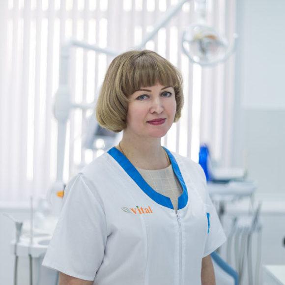 Кичикова Елена Владимировна
