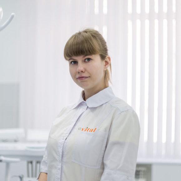 Сторожева Дарья Владимировна