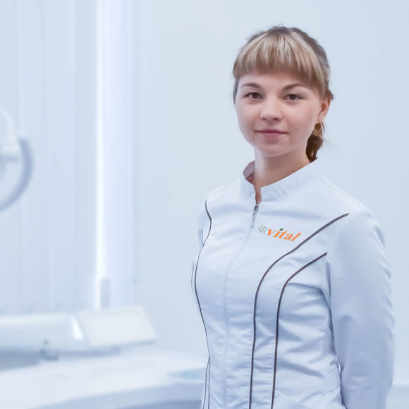 Тарасова Анастасия Викторовна