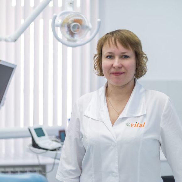 Склярова Ирина Борисовна