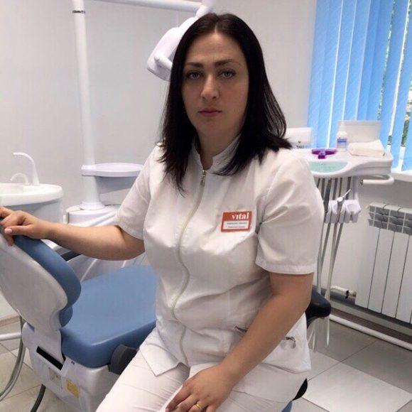 Мадоян Алла Рубиковна